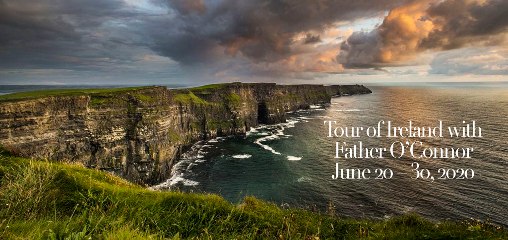 Tour of Ireland with Father O'Connor