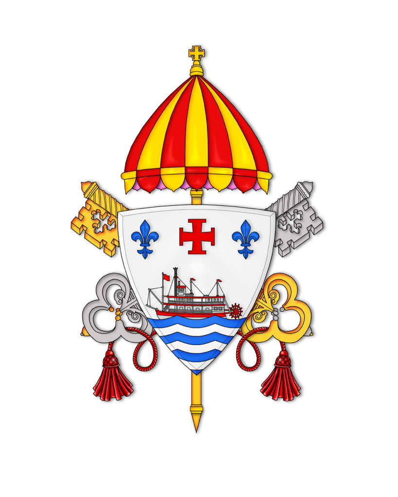 St. Mary Basilica Coat of Arms